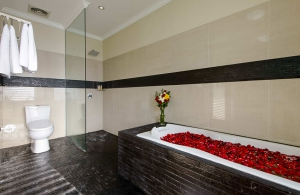 Villa Michelina - Master bathroom & shower